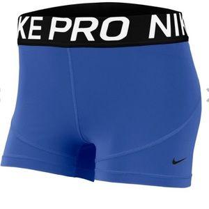 🆕 Nike Pro Spandex Shorts